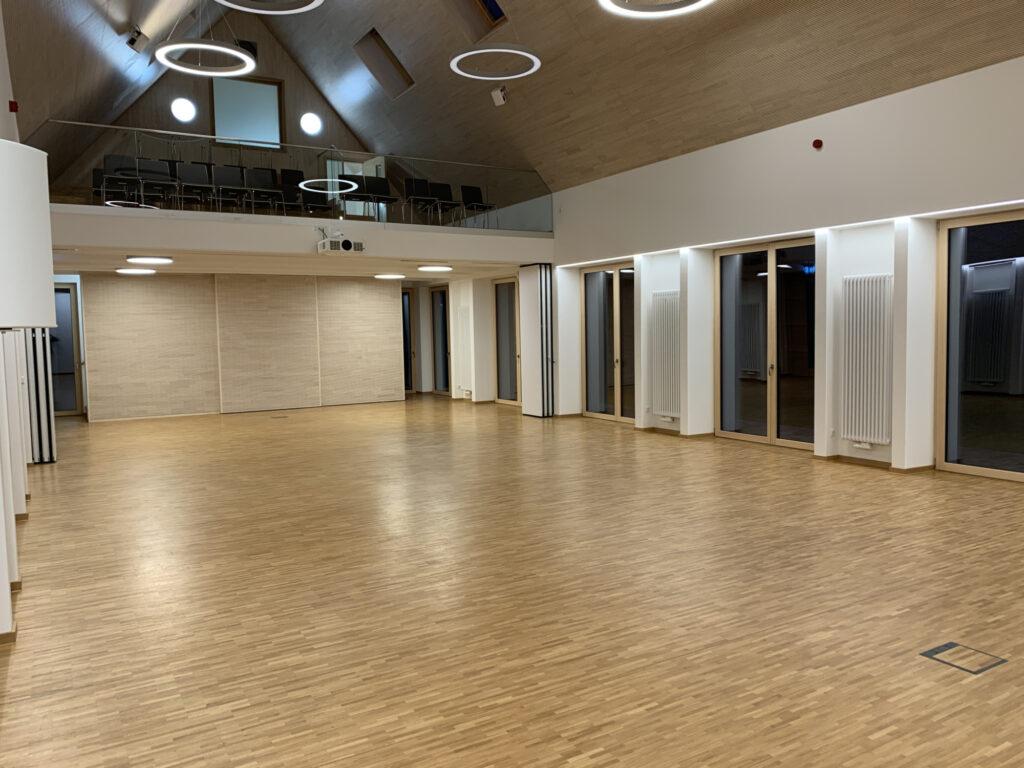 Kursraum VHS Veitsbronn-Seukendorf Modern Line Dance